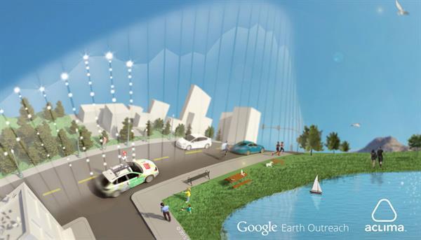 Google Haritalar servisine hava kalitesini de eklemeye hazırlanıyor