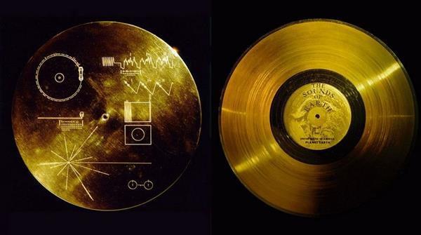 Uzaya gönderilen Voyager Altın Plak SoundCloud'da yayınlandı