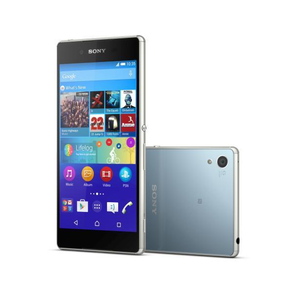 Şimdi de Sony Xperia Z5+ sesleri