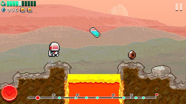 Platform ve koşu unsurlarının bir araya geldiği Stranded - Mars ONE, mobil cihazlar için geliyor