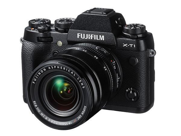 Fujifilm'den X-T1'e kızılötesi dokunuşu