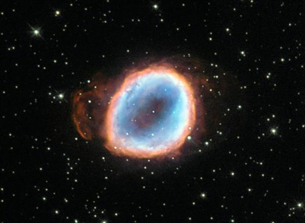 Hubble Uzay Teleskobu ölen yıldızın son anlarını görüntüledi