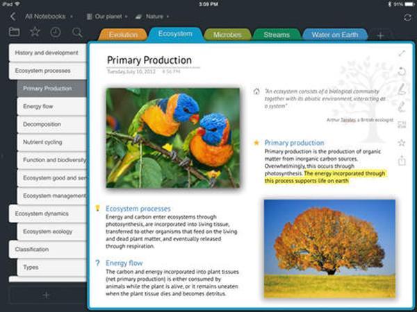 iPad uyumlu Outline ücretsiz yapıldı