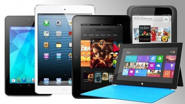 Analiz : Global tablet sevkiyatları üçüncü çeyrekte yüzde 15 düşecek