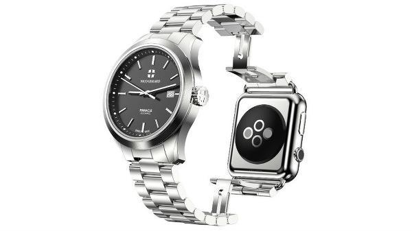 Apple Watch için en pahalı aksesuar : Nico Gerard Pinnacle
