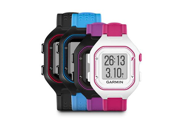 Garmin'den sporculara özel yeni saat: Forerunner 25