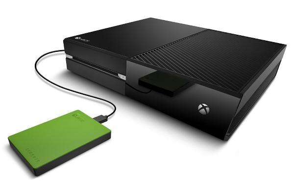 Seagate'den Xbox konsolları için 2TB Game Drive depolama
