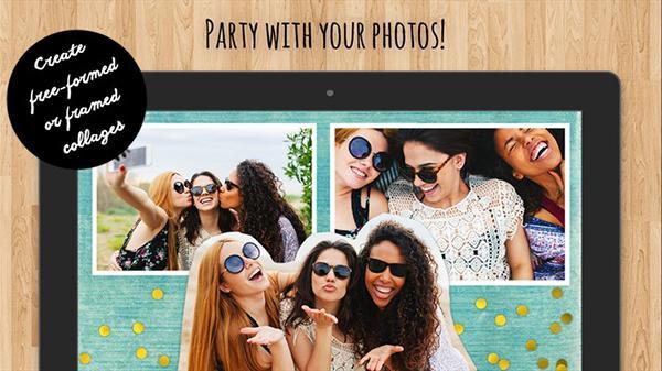 Windows dünyasına fotoğraf odaklı yeni uygulama: Pic Collage