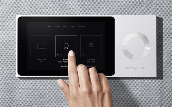 Bang & Olufsen'den tüm eve yayınlan süper ses sistemi