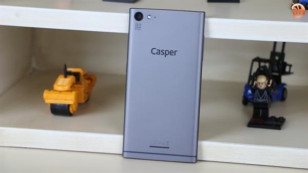 Casper VIA V9 inceleme videosu
