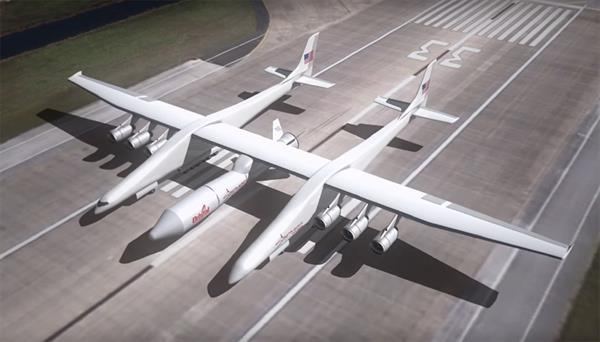 Dünyanın en büyük uçağının test uçuşları 2016 yılında başlayacak