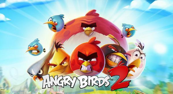 Angry Birds 2'de ilk hafta 300 milyon seviye oynandı