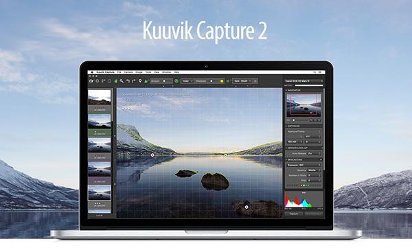 Kuuvik Capture 2, Mac App Store üzerindeki yerini aldı