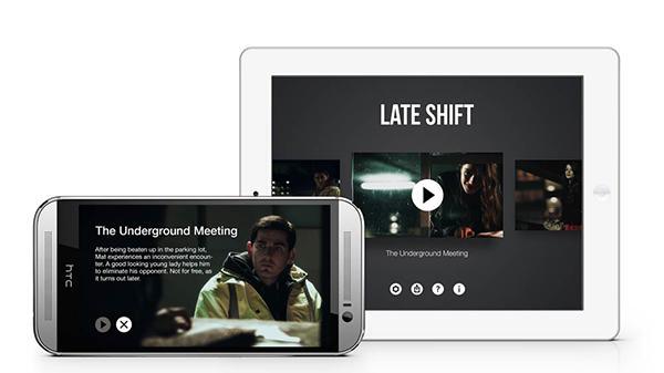Late Shift, Android ve iOS platformları için geliyor