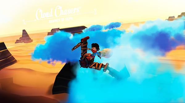 Cloud Chasers, sonbahar aylarında mobil oyuncularla buluşacak
