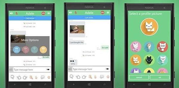 Mesaj uygulaması Talkray, Windows Phone için yayınlandı