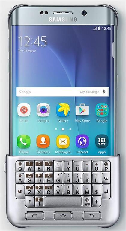 Samsung Galaxy S6 Edge Plus için klavyeli kılıf aksesuarı ortaya çıktı