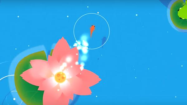 KOI - Journey of Purity ile bir balığın hikayesine ortak olun