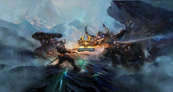 Dungeon Hunter 5 için Northern Storm güncellemesi başladı