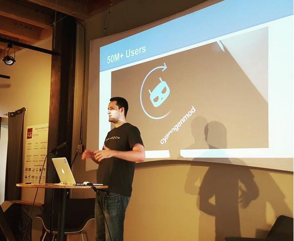 Cyanogen kullanıcıları 50 milyonu geçti
