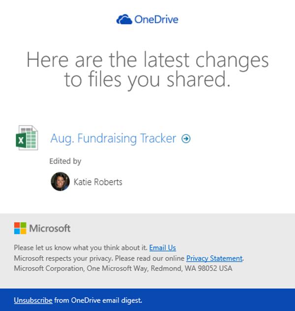 OneDrive önemli özellikler kazandı