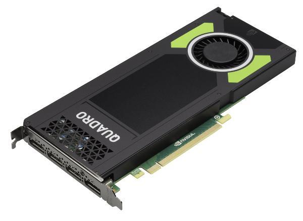 Maxwell tabanlı Quadro M4000 ve M5000 ekran kartları resmiyet kazandı