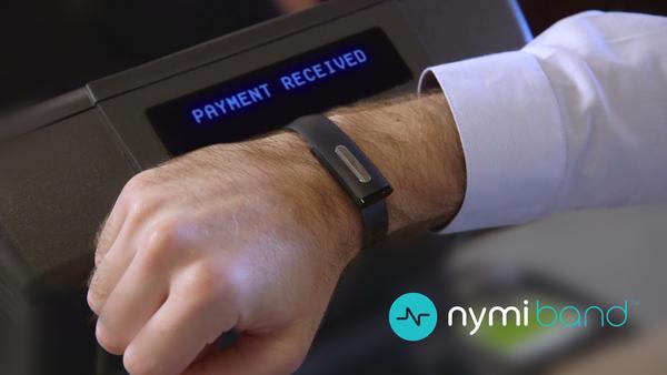 Nymi Band ile temassız ödemeler nabız yoluyla onaylanıyor