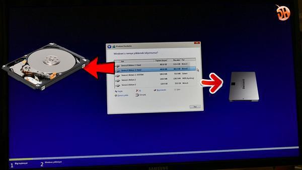 Windows 10 Temiz Kurulum