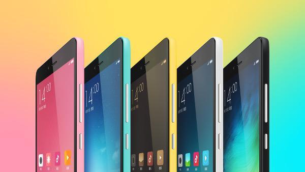 Xiaomi Redmi Note 2 resmileşti