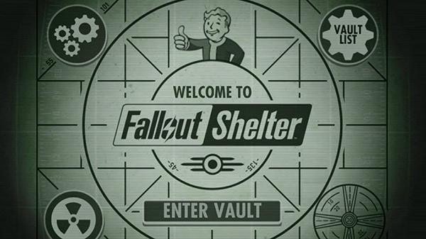 Fallout Shelter artık Android'de