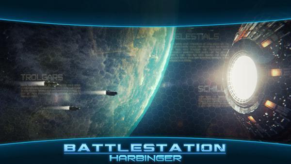 Gerçek zamanlı strateji oyunu Battlestation: Harbinger, mobil oyuncuların beğenisine sunuldu