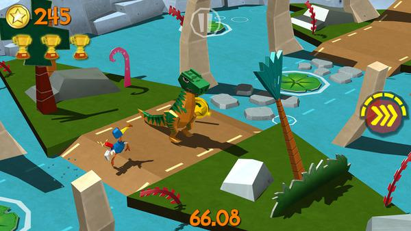 Cartoon Survivor Android'e geldi