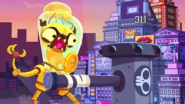 Monsters Ate My serisinin yeni oyununu Appstore ve Google Play'deki yerini aldı