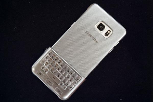 Samsung'un klavyeli kılıfının fiyatı belli oldu, kılıf S6 ve S6 Edge için de satılacak