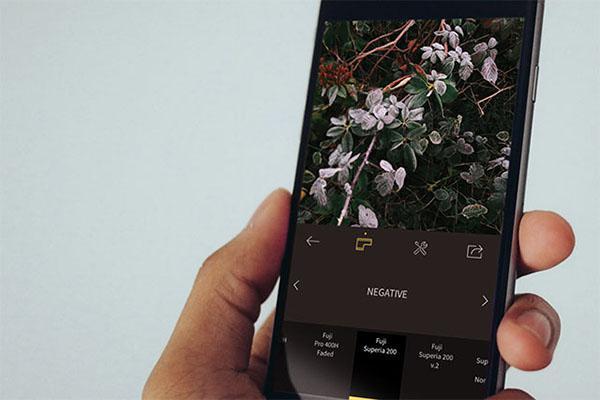iOS uyumlu yeni fotoğraf uygulaması: RNI Films