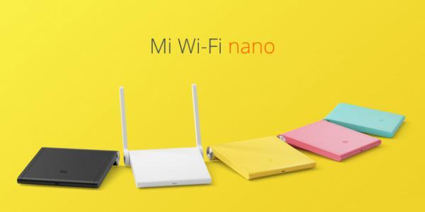 Xiaomi'den 12$'a router : Mi WiFi Nano