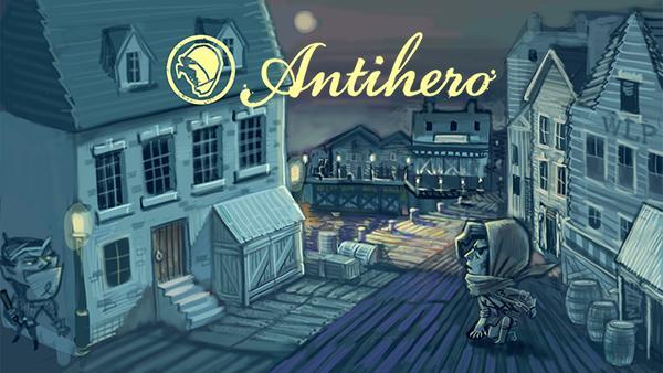 Strateji oyunu Antihero için yeni bir tanıtım videosu yayımlandı