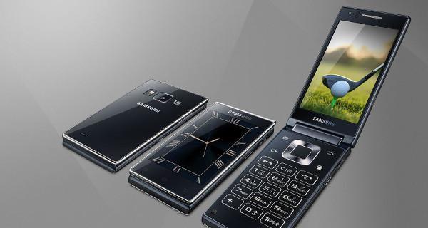 Dünyanın en güçlü kapaklı telefonu Samsung'dan geliyor