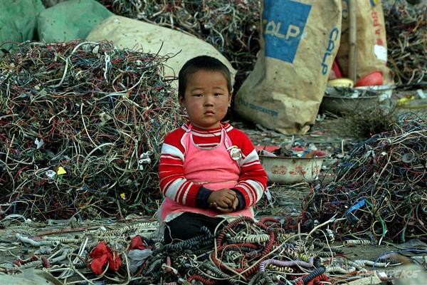 Teknoloji Çöplükleri - Çin (yeni bölüm)-1