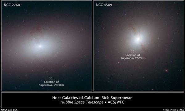 Kara delikler yıldızları kendi galaksilerinin dışına fırlatıyor