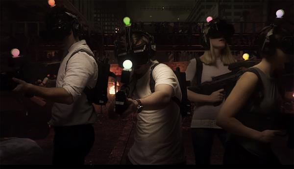 Avusturalya'da dünyanın ilk 'Sanal gerçeklik oyun merkezi' açıldı