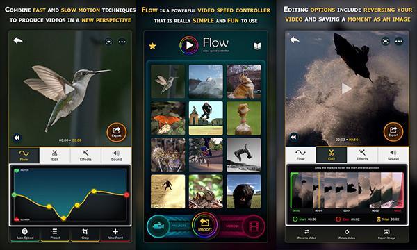 Video odaklı yeni iOS uygulaması: Flow