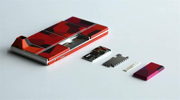 Modüler akıllı telefon Project Ara gecikecek