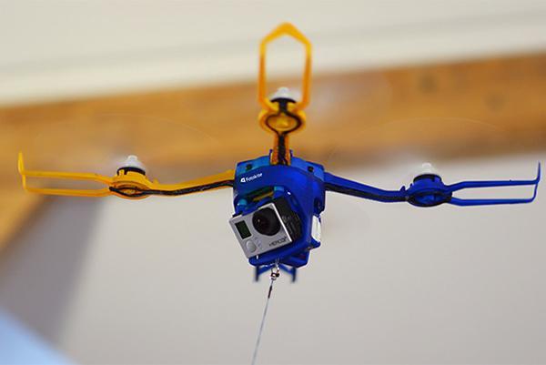 Kontrolcü yok, uygulama yok, GPS yok: Karşınızda en kullanışlı drone modeli