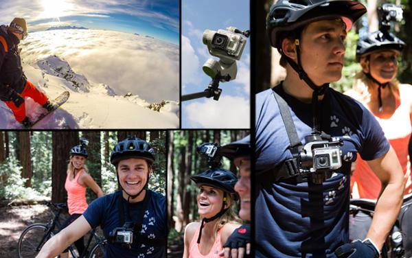 GoPro için yeni bir kamera sabitleme aparatı: SLICK