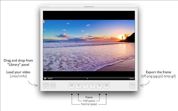 Mac için video ve fotoğraf odaklı Frammer X ücretsiz yapıldı