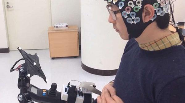 Beyin kontrollü dış iskelet büyük potansiyel vaat ediyor