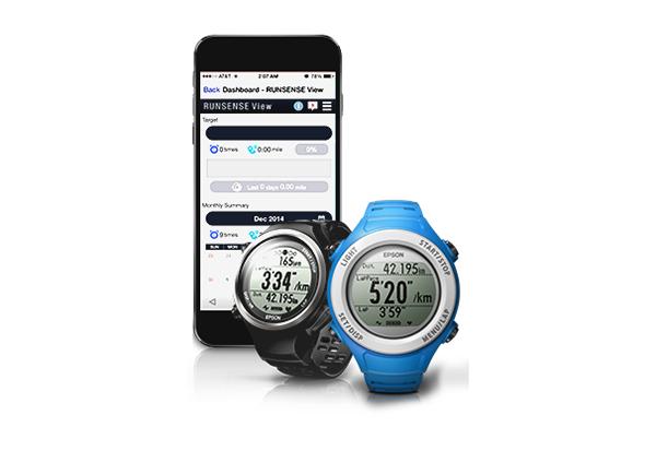Epson'dan sporculara özel saat: Runsense SF-110