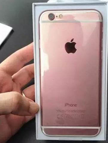 iPhone 6S'in