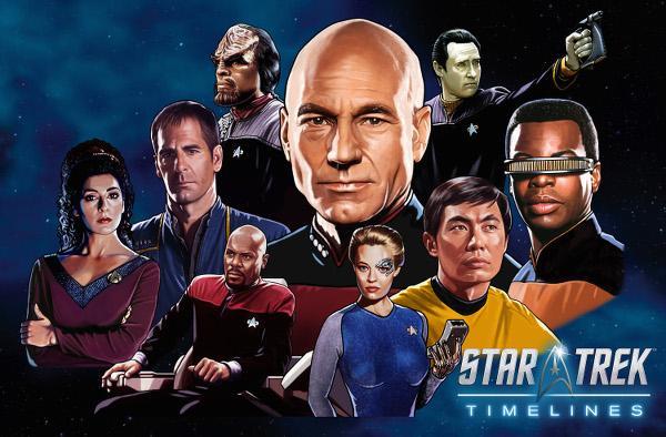 Star Trek : Timelines mobilde kapalı betaya başlayacak